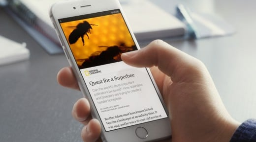 Lyn-links om Instant Articles