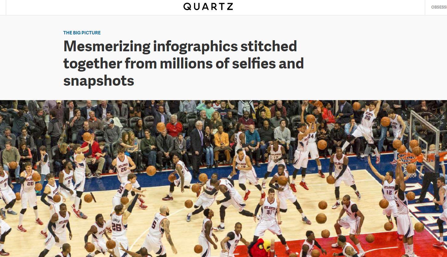 PHOTOVIZ er næste generation visualisering