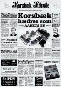 KORSBÆK-TIDENDE-PRØVESIDEwww