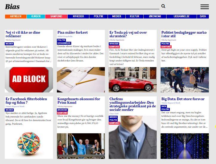Nyt dansk fakta- og datamedie