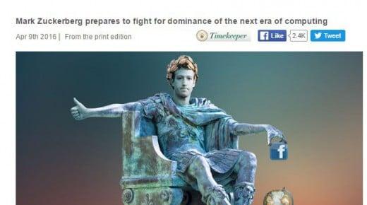 Facebook og det romerske imperium