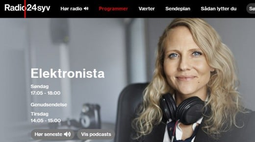 Annegrethe Rasmussen stiller diagnosen