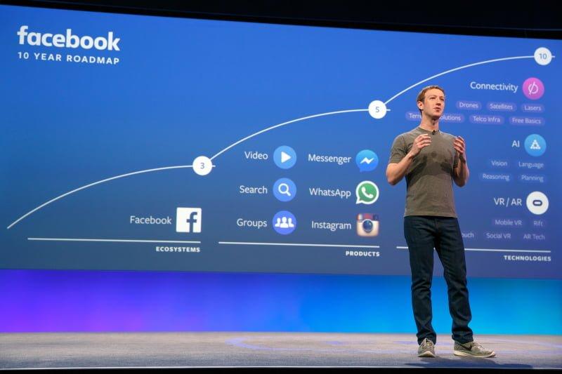Det er Facebooks verden - vi andre lever bare i den