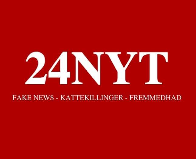 Derfor er 24Nyt fake news
