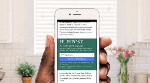 Krise tvinger Instant Articles til forbedringer
