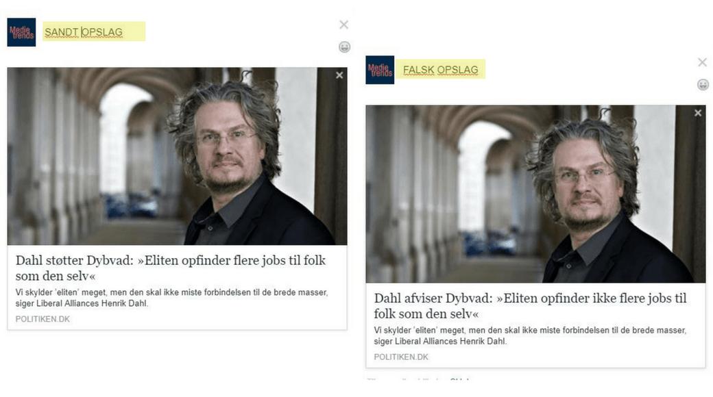 medier kan ændre overskrifter