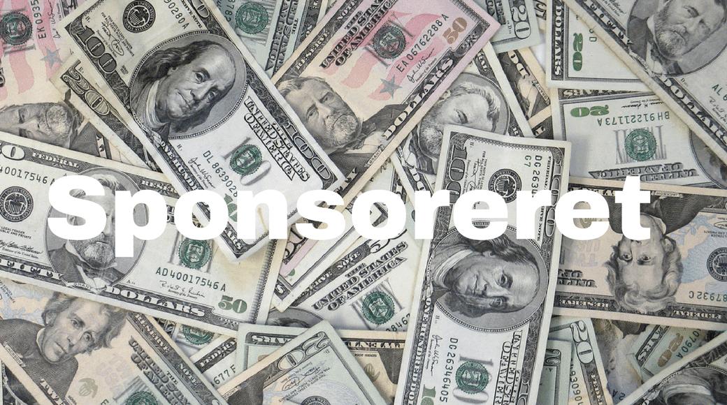 Sponsoreret indhold er mere udbredt end abonnementer