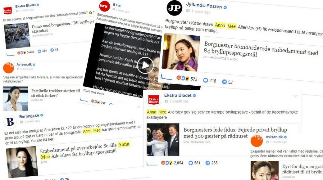 Medierne gav Anna Mees shitstorm 83 gange mere fokus end hendes politik