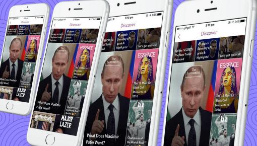 Derfor elsker The Economist at udkomme på Snapchat