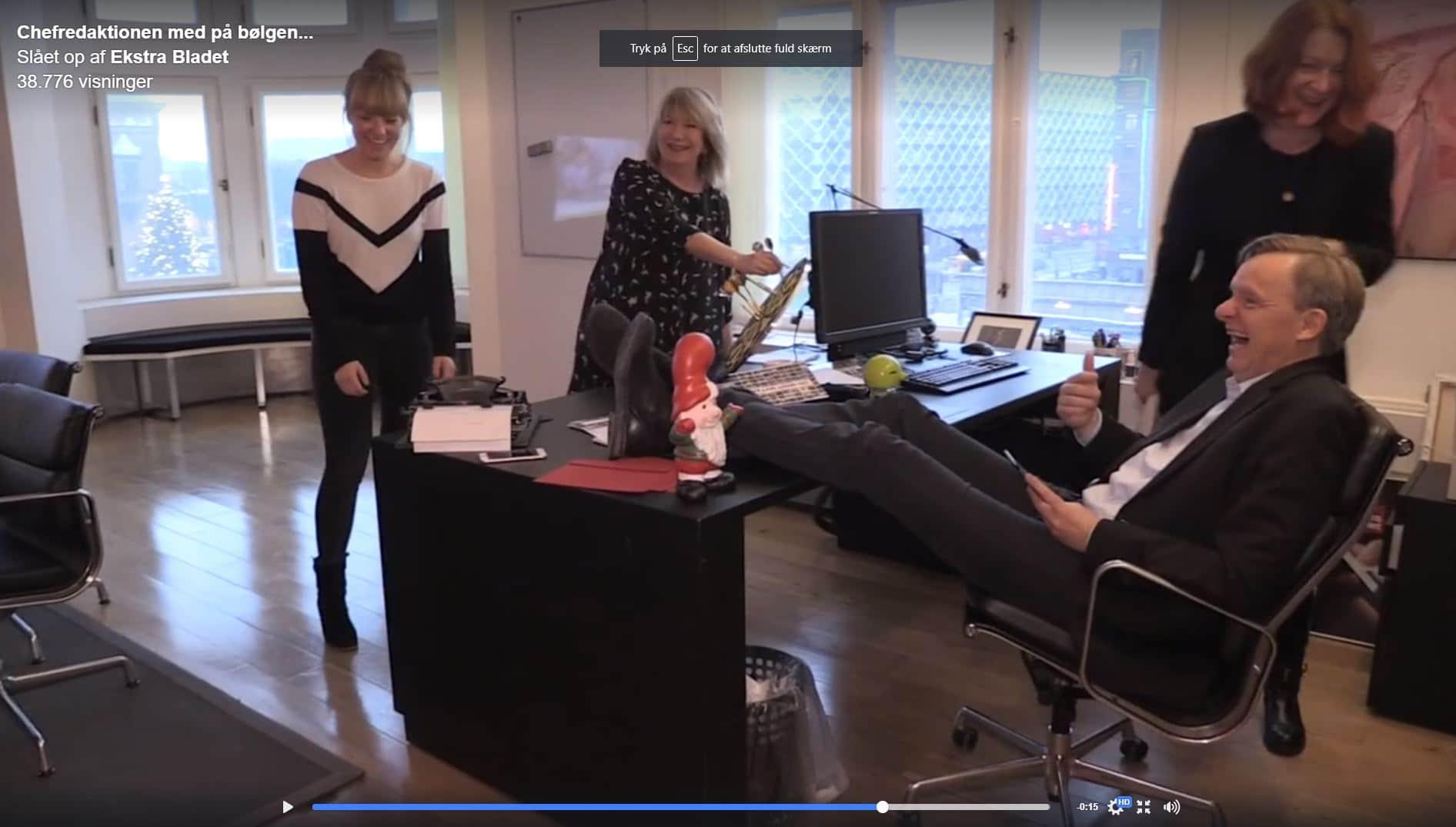 Dansk web-tv kortlagt for første gang
