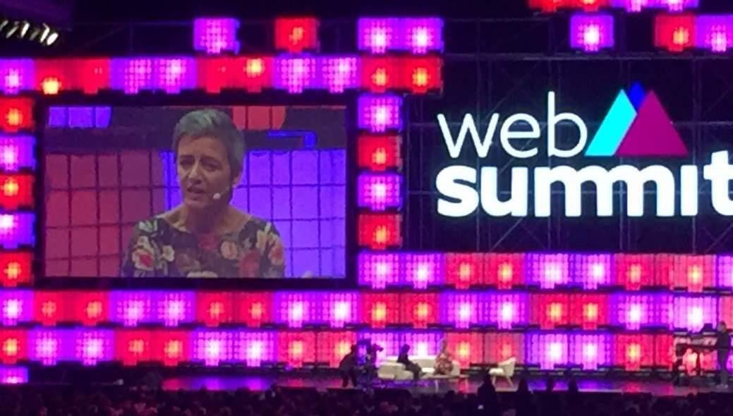Da Vestager blev techverdenens rockstar