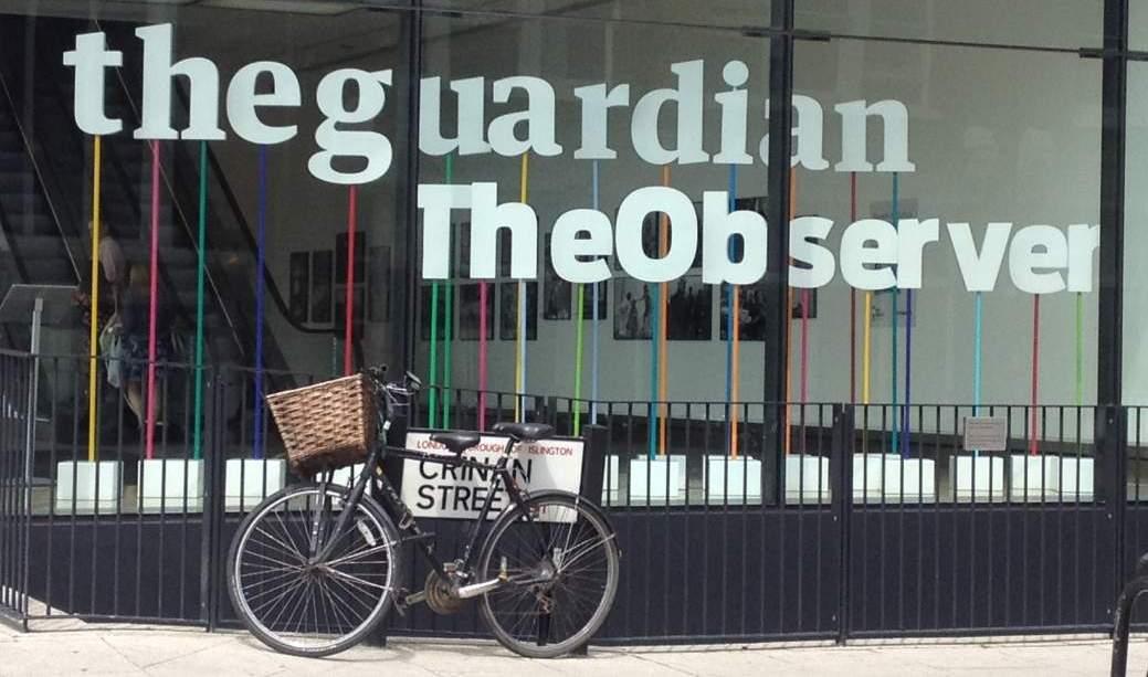 Læserdonationer fører The Guardian mod break even