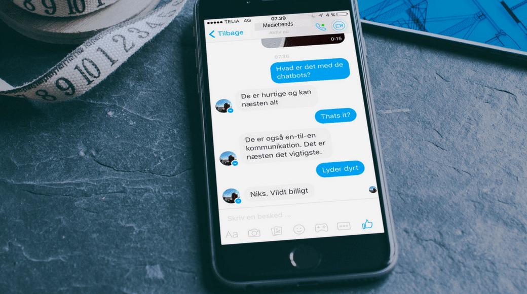 Chatbotdagen – kom igang med chatbots