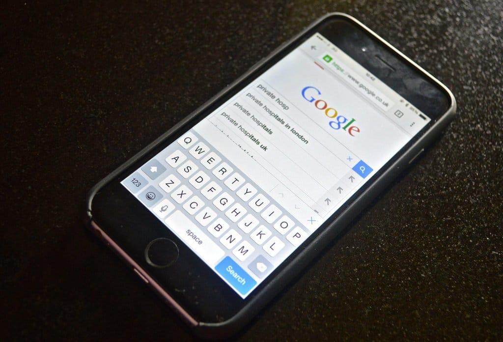 Nu er Google Mobile-first alvor