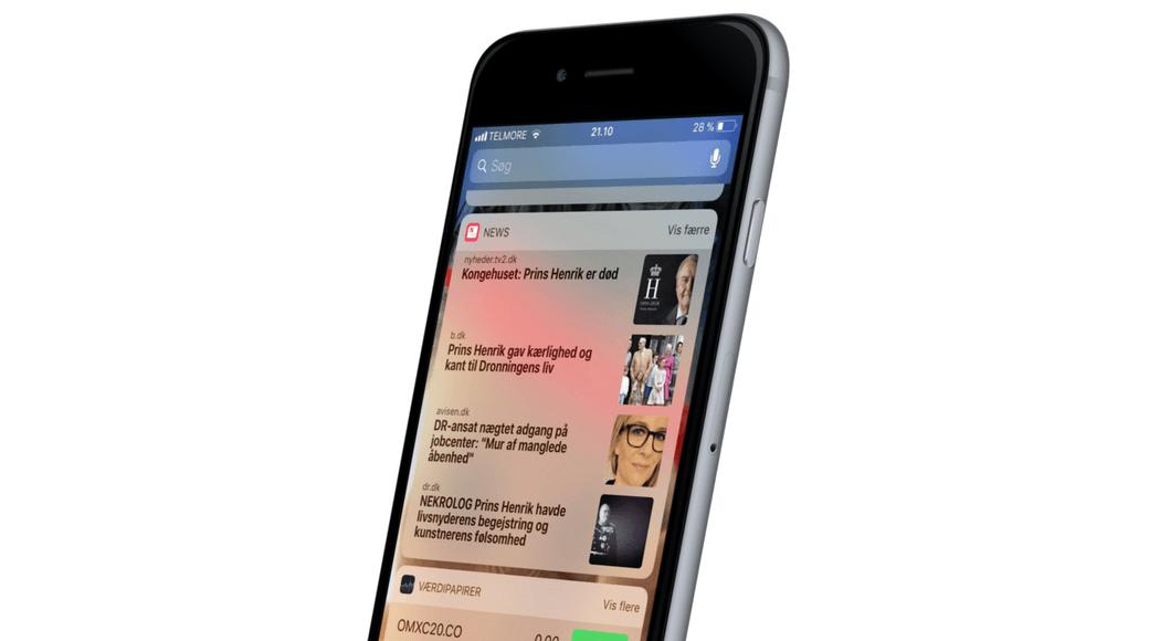 Sådan vælger Apple News hvilke medier, der skal forkæles