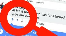 Sådan ser Facebooks nye stem op- og ned knapper ud