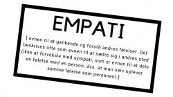 Er du klar til empatisk journalistik?
