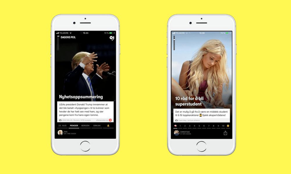 Uden markedsføring har 25.000 unge nordmænd downloadet nyhedsapp