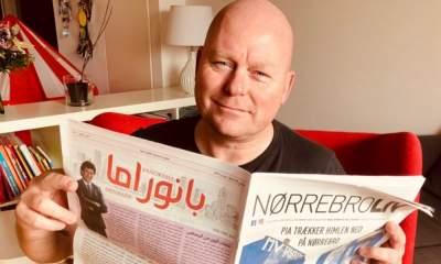 Forretningsmand køber 11 sider af lokalavis for at lave medie på arabisk