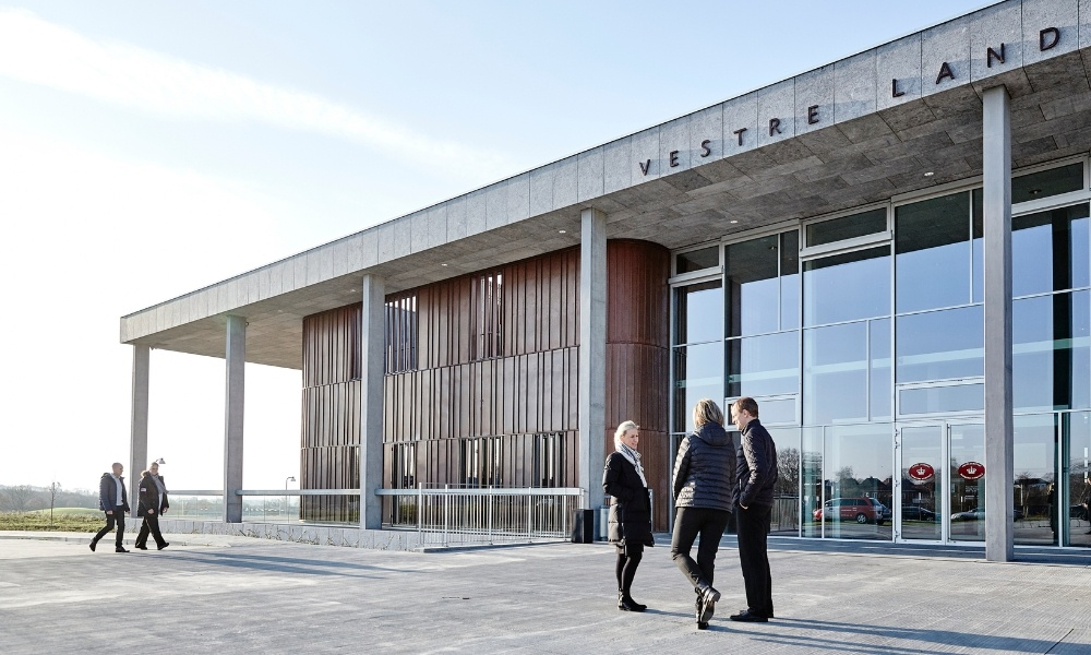 Kommunikationschef til Danmarks Domstole