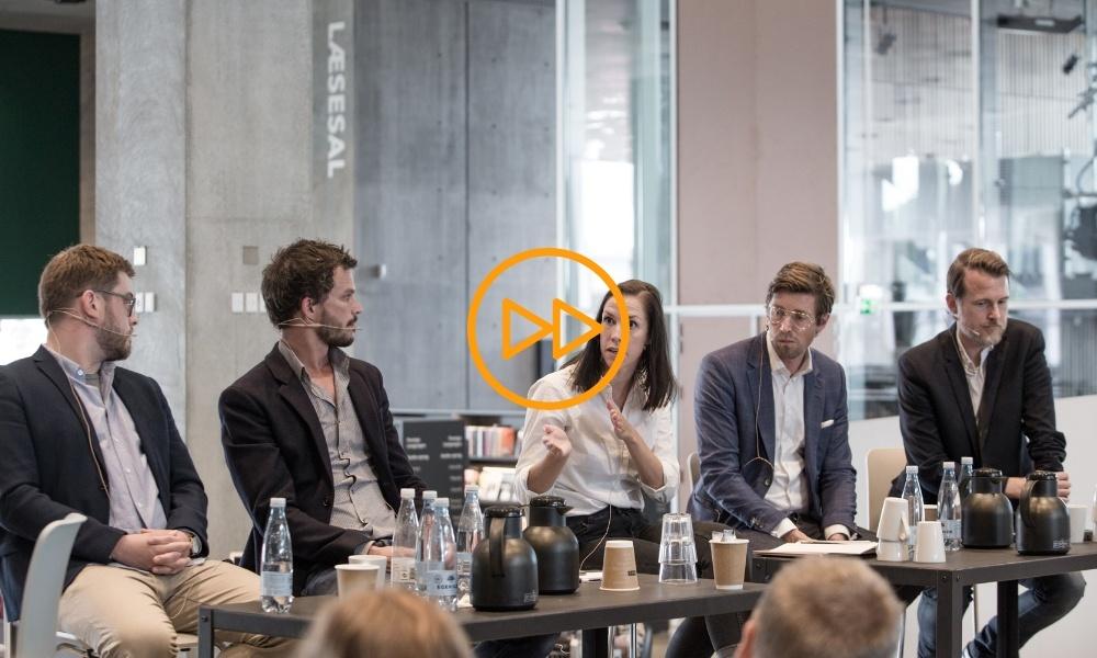 Talk: Status på robotjournalistik