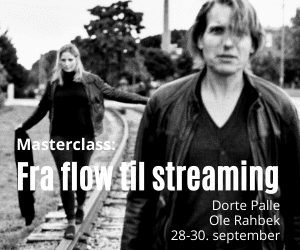 Masterclass: Fra flow til streaming