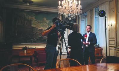 TV 2 Fyn og TV 2 søger fælles reporter til Christiansborg
