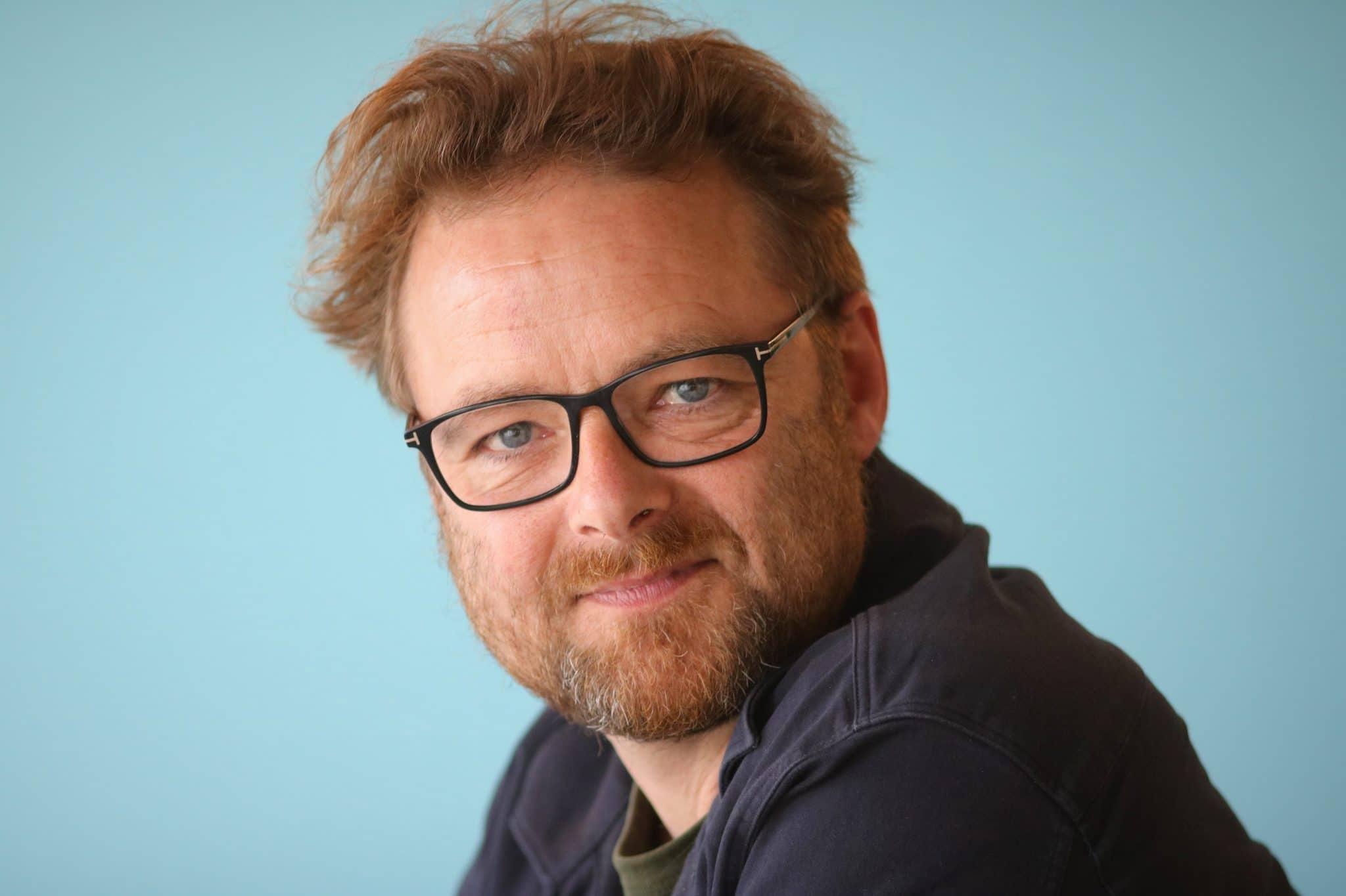 Søren Schultz Jørgensen bliver chefredaktør for nyhedsmediet Vid&Sans